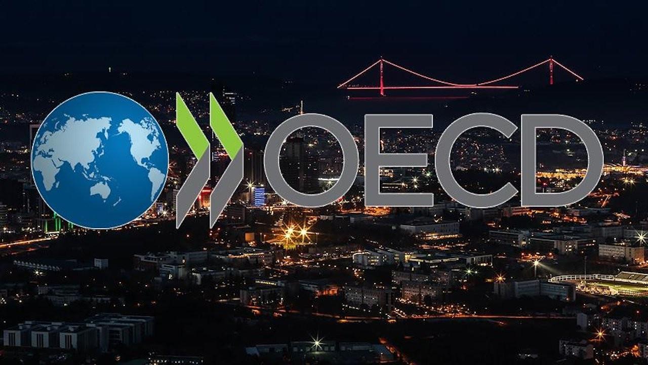 OECD Türkiye için enflasyon tahminini yükseltti