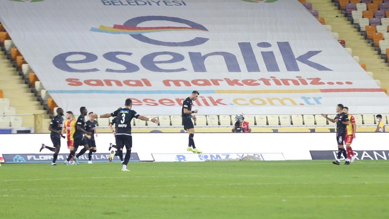 Sivasspor 5 maçlık galibiyet hasretini sonlandırdı