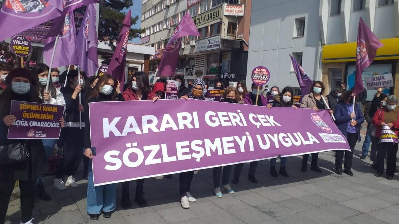 Danıştay'dan 84 gün sonra İstanbul Sözleşmesi tebliği