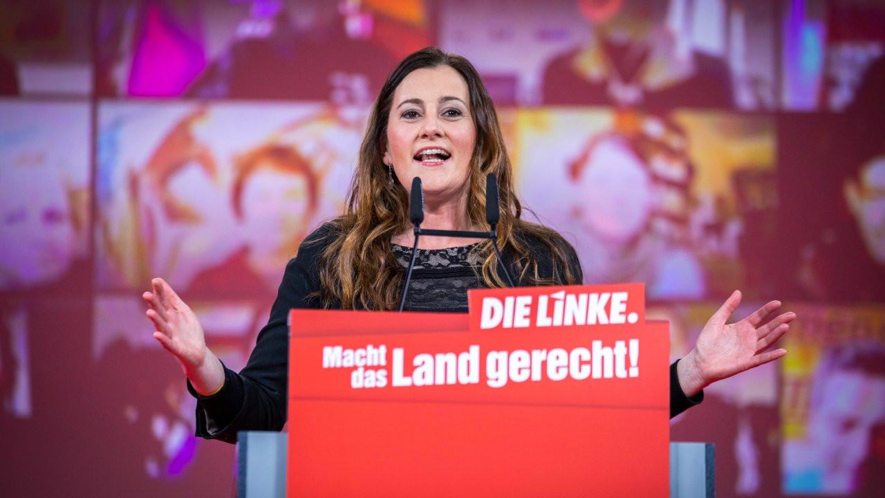 Almanya seçimlerinin en genç şansölye adayı: Janine Wissler