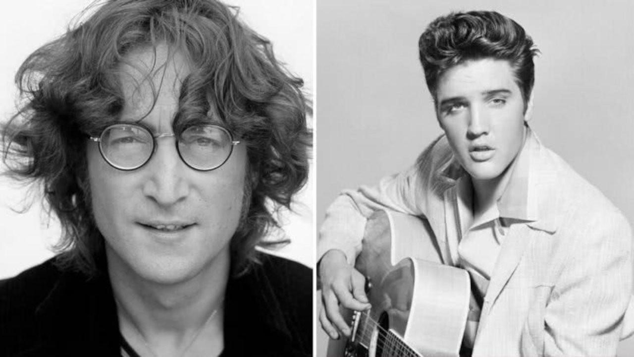 'Elvis Presley, Jonh Lennon aleyhine casusluk yaptı' iddiası