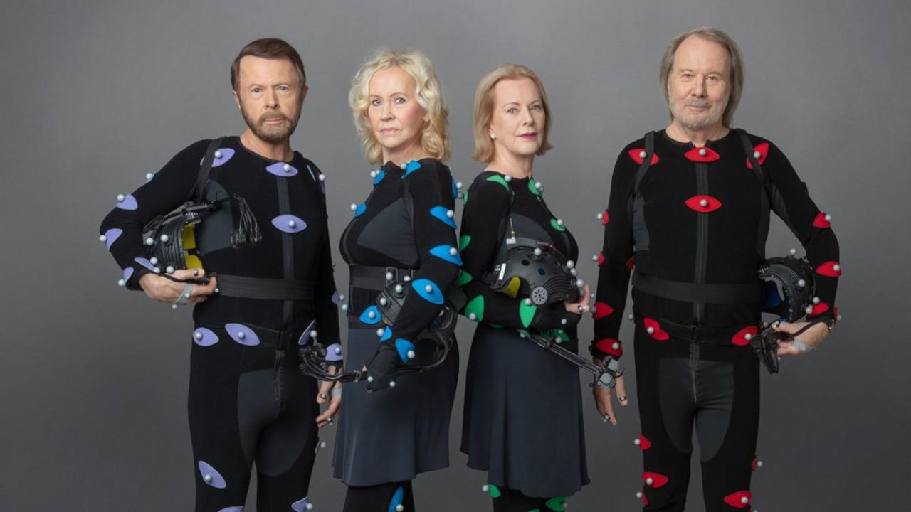 Efsane grup ABBA 40 yıl sonra yeniden bir arada