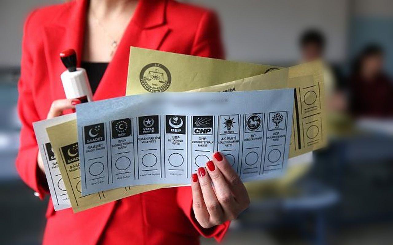Yöneylem anketi: AK Parti bir ayda 3 puan kaybetti - Sayfa 2