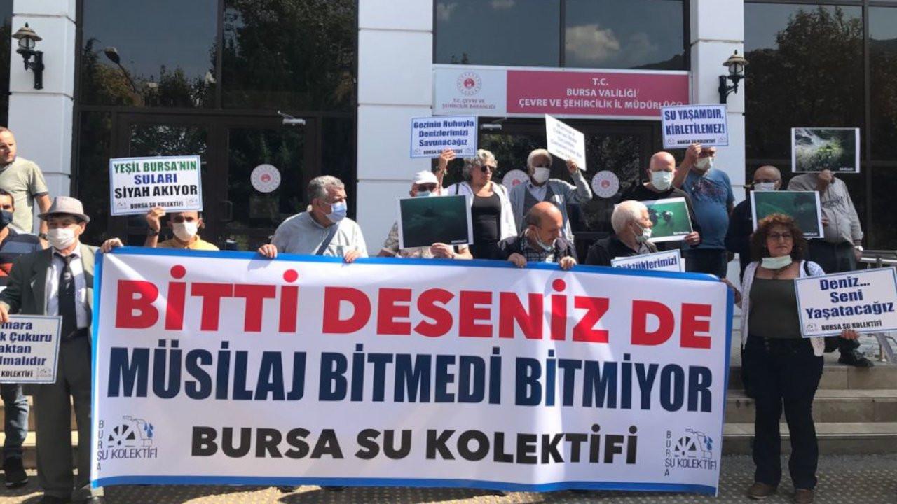 Bursa Su Kolektifi: Müsilaj etkisini giderek artırıyor