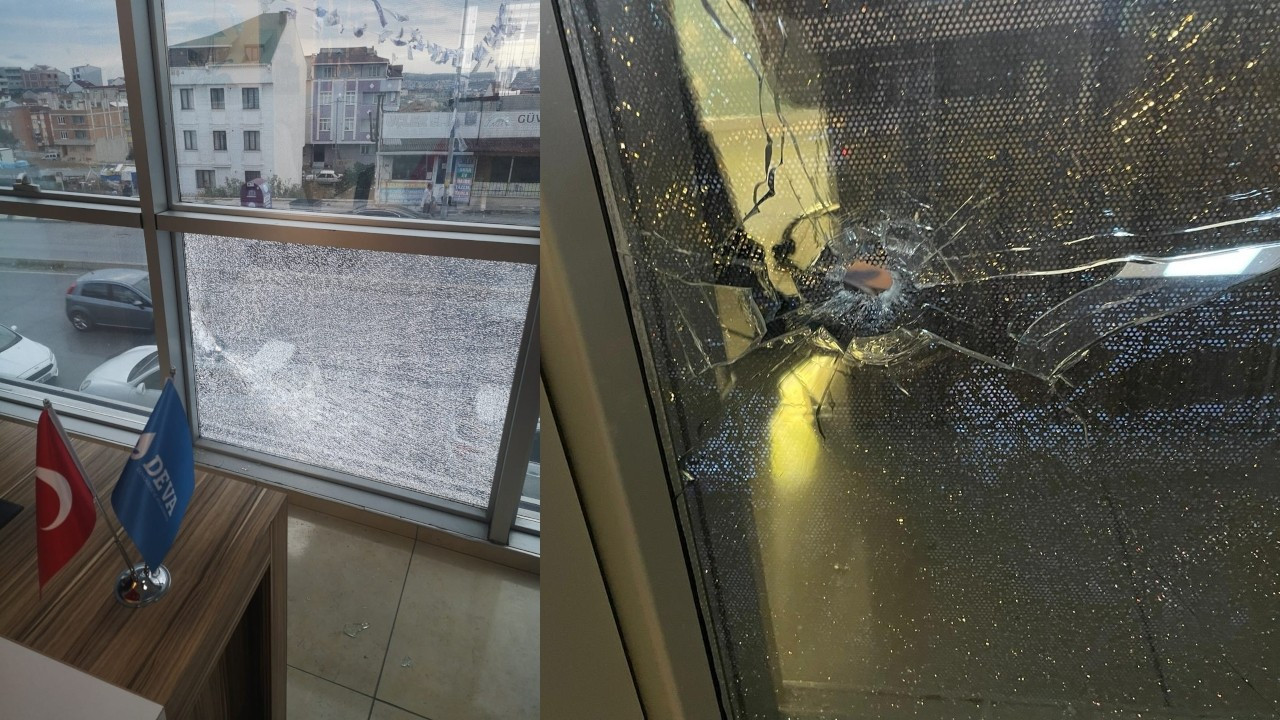DEVA Partisi'ne silahlı saldırıyla ilgili 2 kişi gözaltına alındı