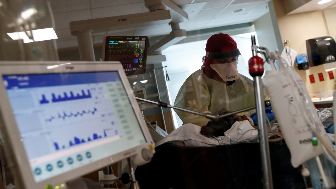 Covid-19 salgını: 186 ölüm, 24 bin 114 yeni vaka