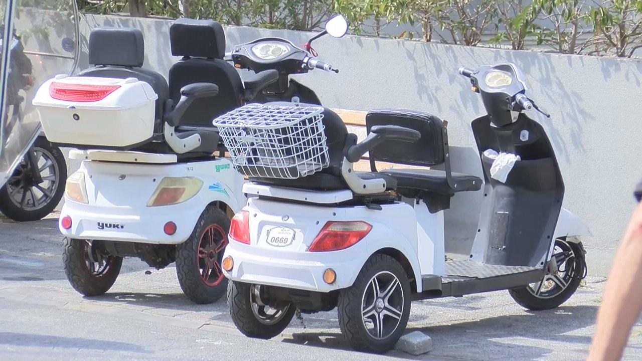 Akülü araçlar yasaklanıyor: Adalılar ikiye bölündü
