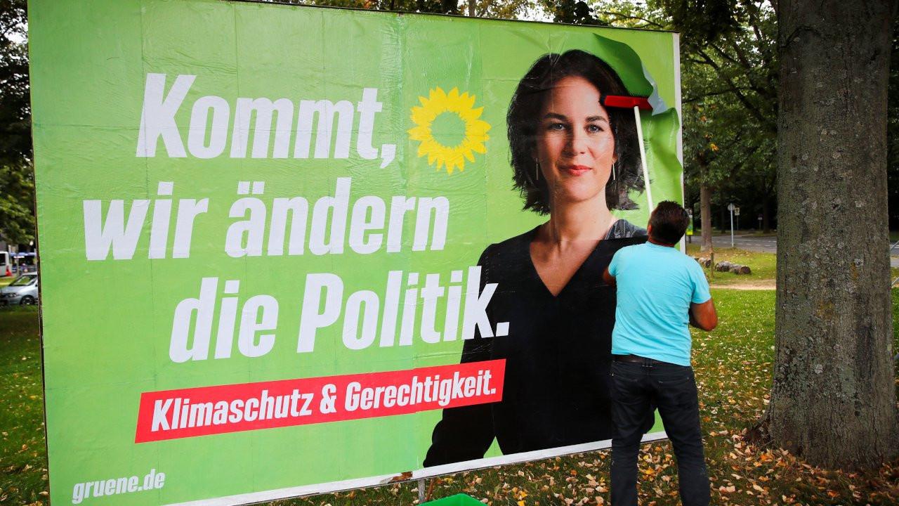 Almanya seçimlerinde Yeşiller: Düzenin mi değişimin mi adayı?