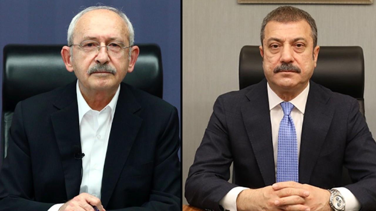 Kılıçdaroğlu'ndan MB Başkanı'na: Onurun olsaydı istifa eder giderdin