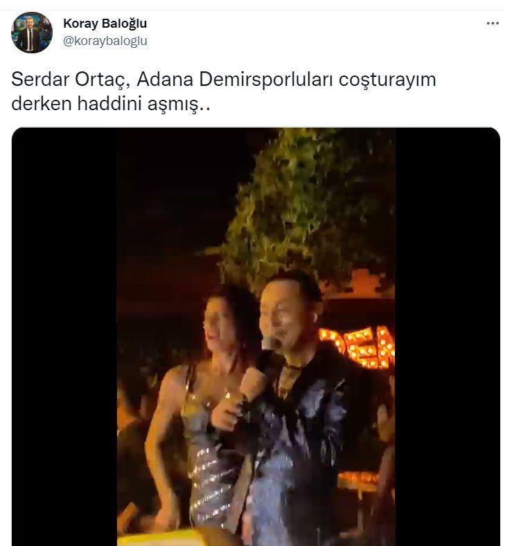 Çarşı'dan Serdar Ortaç'a Adana Demirspor tepkisi: Hiç ders almıyorsun - Sayfa 4