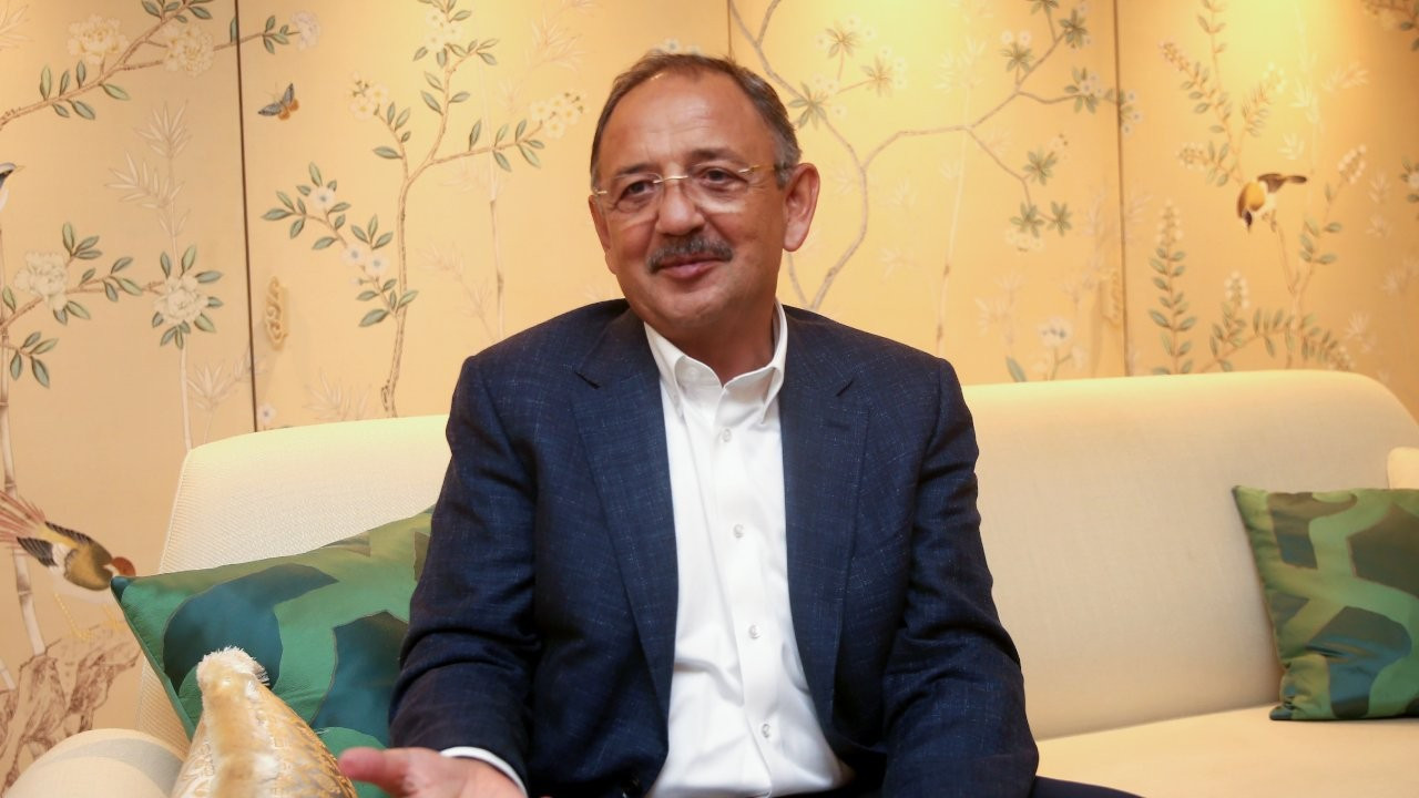 AK Partili Özhaseki, 'barınamıyoruz' eylemleri için muhalefeti suçladı