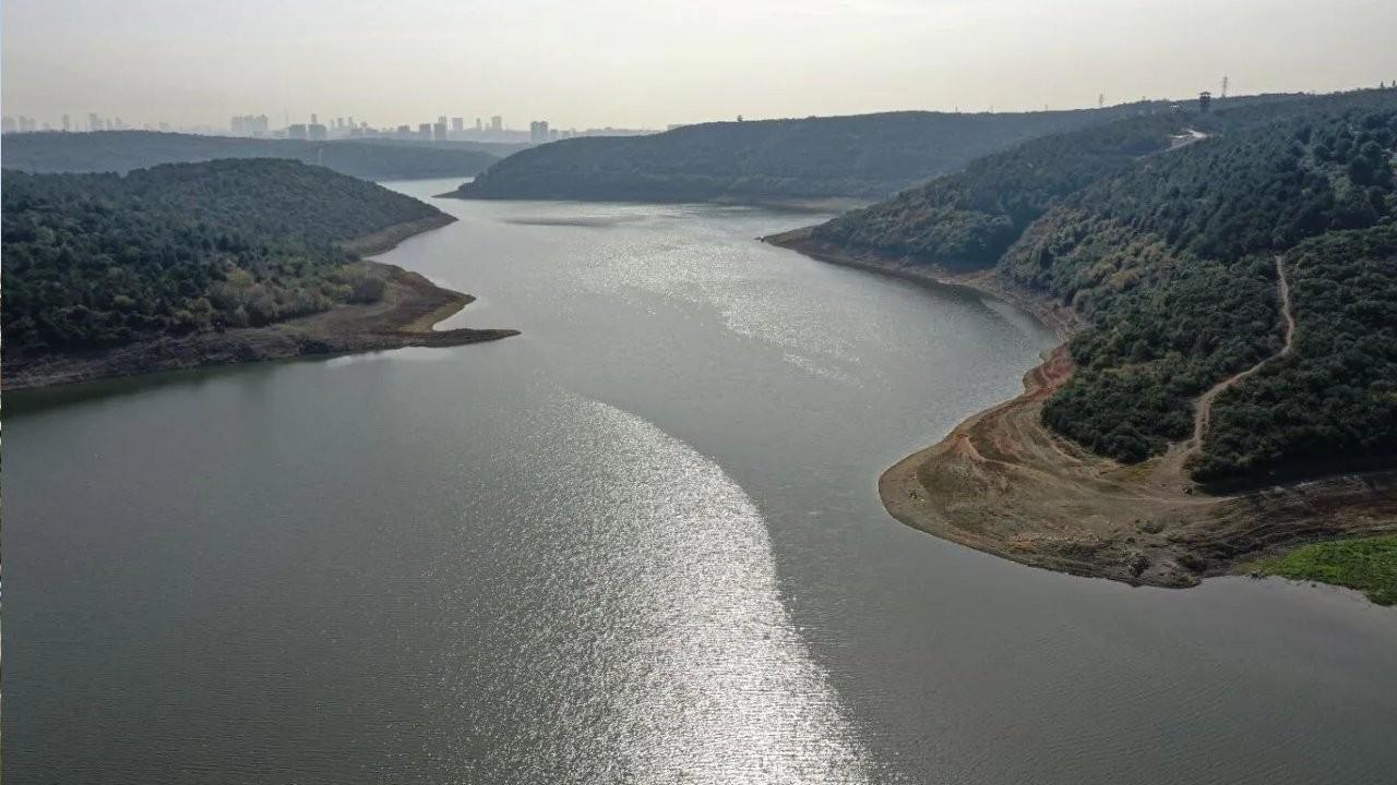 İstanbul'da baraj doluluk oranı yüzde 52'ye düştü