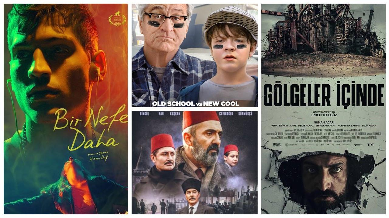 Vizyon: Bugün hangi filmler gösterime girdi?