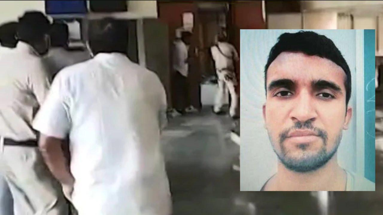 Hindistan'da duruşmaya avukat kıyafetiyle girip gangasteri öldürdüler