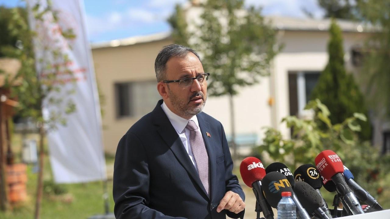 Kasapoğlu'ndan yurt açıklaması: Sorun olarak dile getirmek haksızlık