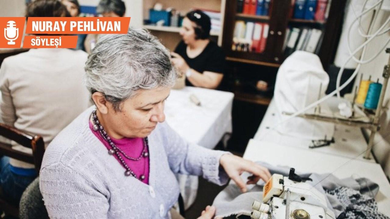 Kadın kooperatifleri: Hane içindeki iş bölümü örgütlenmeyi etkiliyor