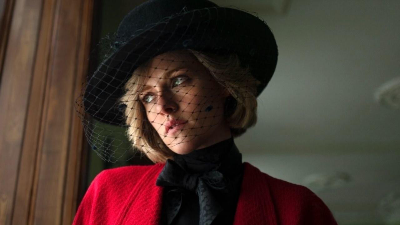 Kristen Stewart'lı Prenses Diana filmi 'Spencer'dan ilk fragman yayınlandı