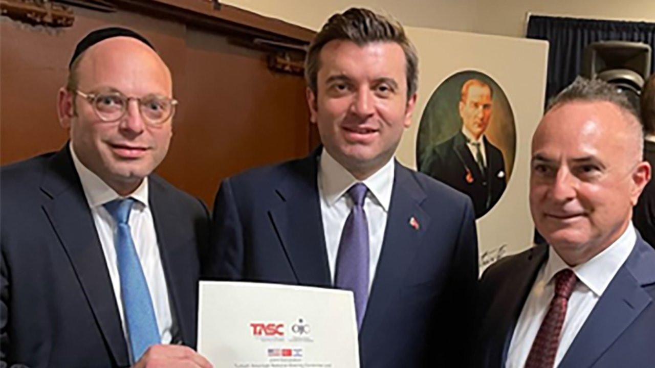 TASC, Erdoğan'ın kuzeninin imzaladığı anlaşma için özür diledi