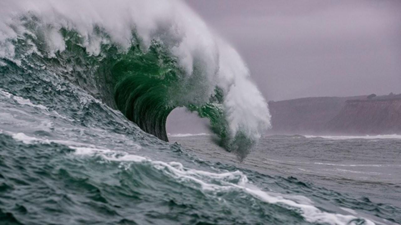 'Marmara'da tsunami insanları denize sürükleyebilir'