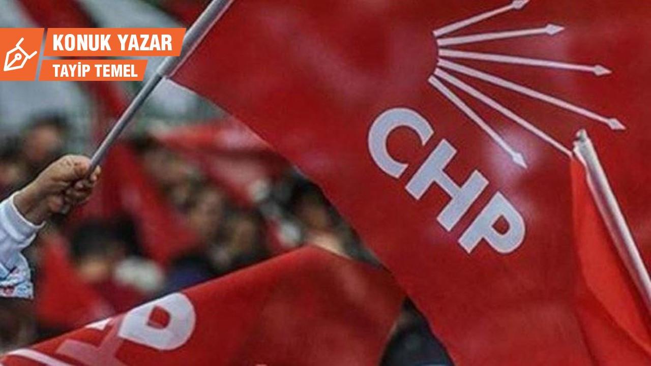 Barış ve müzakerede taraflar ve CHP
