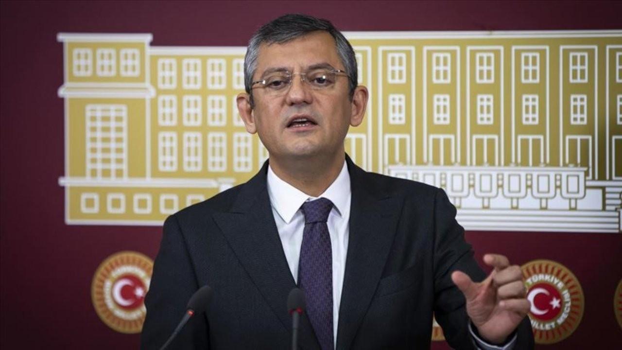 CHP'li Özel'den Akşener açıklaması: Cumhur İttifakı açısından kaygı verici