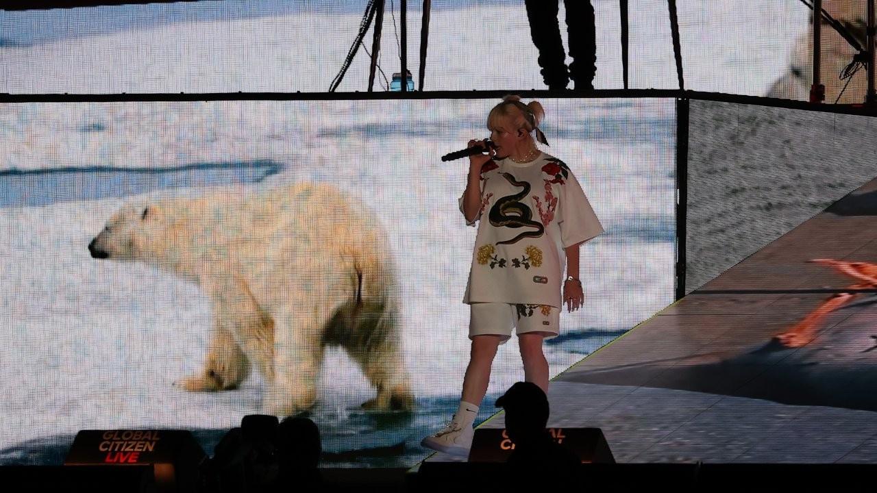 Müzisyenlerden küresel eşitlik için 24 saatlik konser: Jennifer Lopez,  Billie Eilish, Coldplay sahnede