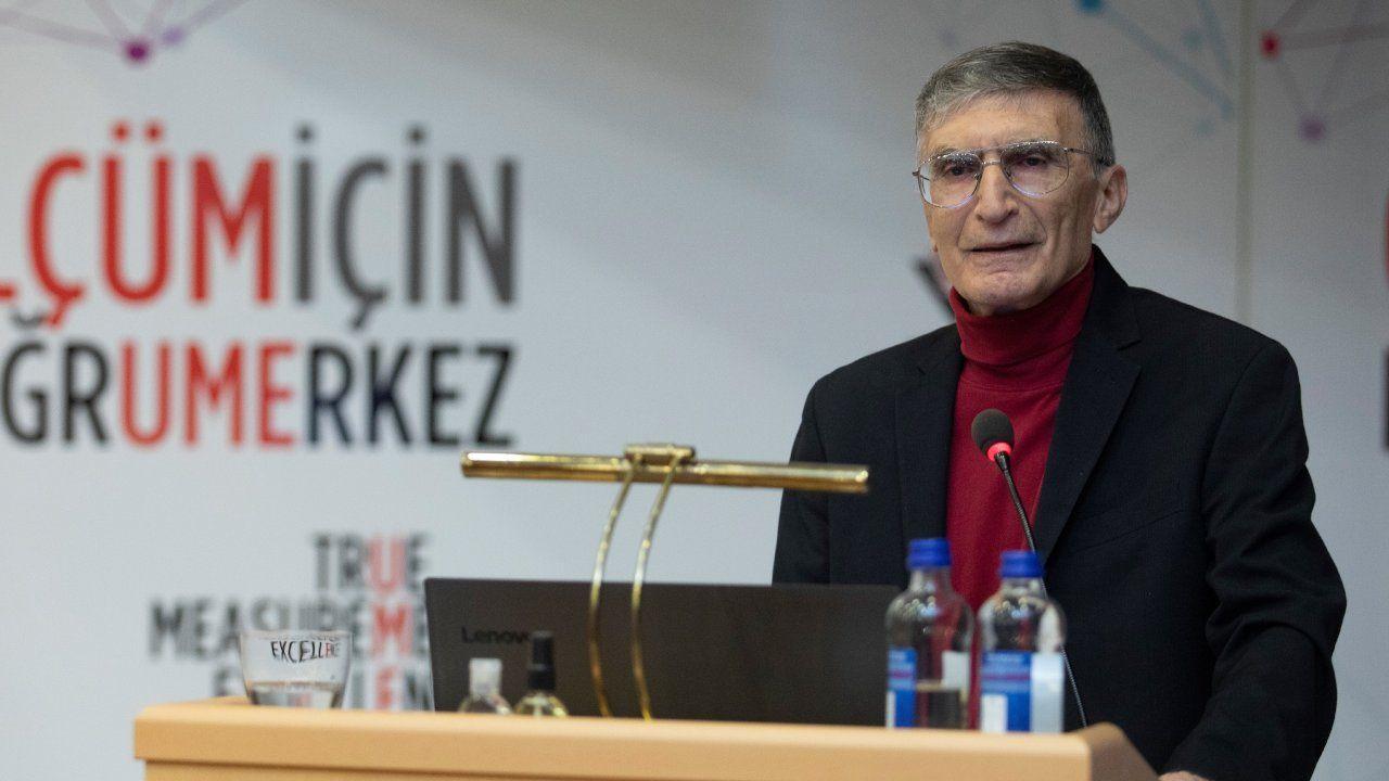 Aşı karşıtları Nobelli Aziz Sancar'a da ders verdi - Sayfa 1