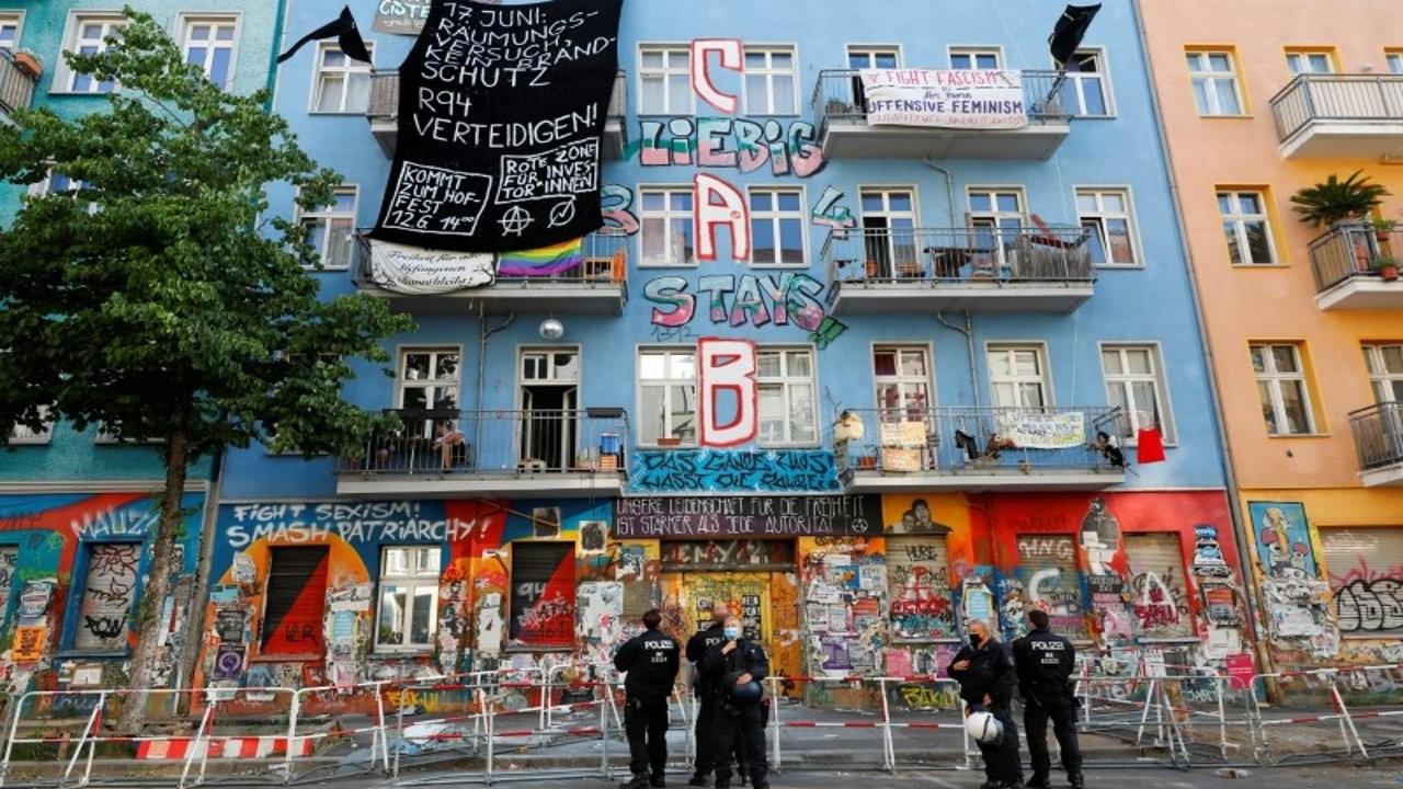Berlin halkı yüksek kiralara karşı 'kamulaştırma' dedi
