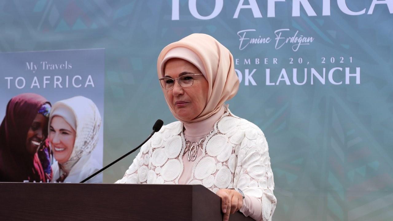 HKP'den Emine Erdoğan'a suç duyurusu