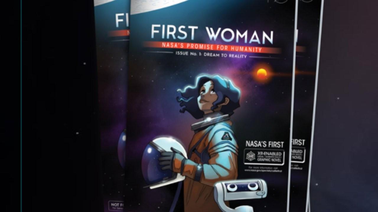 NASA, ilk çizgi romanını yayınladı