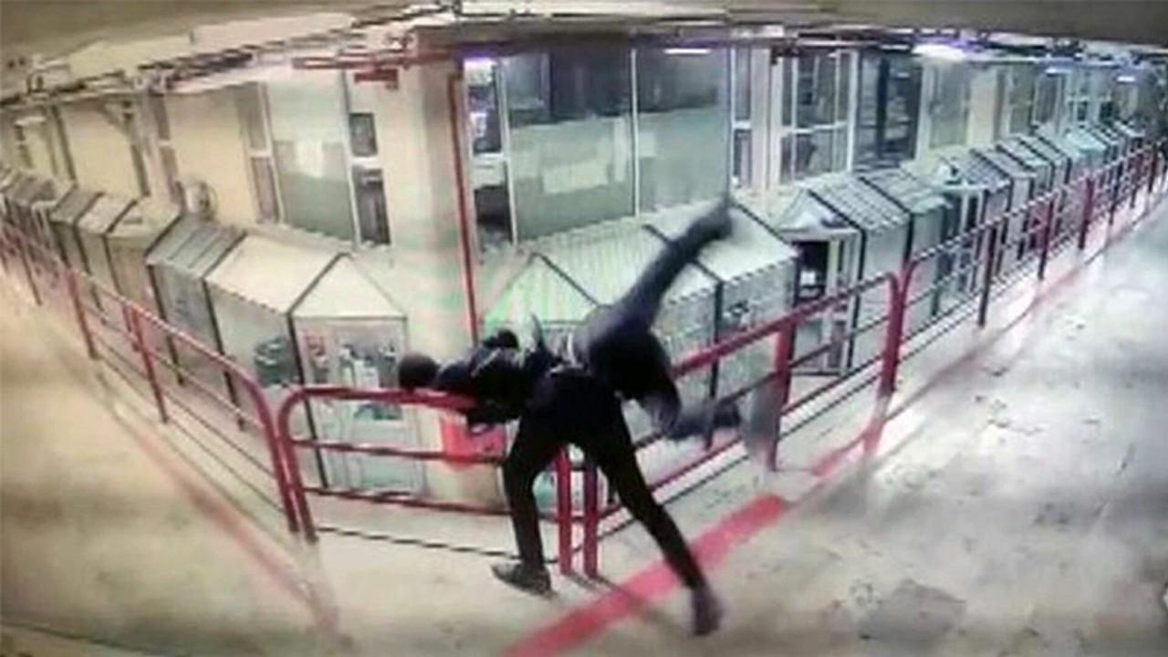 Esnafı 12. kattan atan sanık 'Beni tutuklamayın' diye ağladı