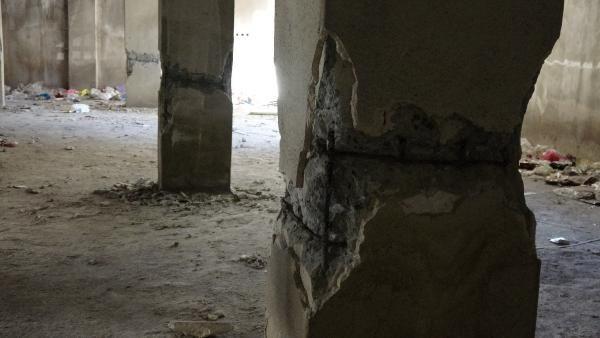150 kişinin oturduğu binanın kolonlarını keserken yakalandı - Sayfa 4