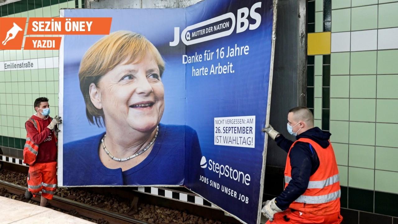 Merkel Ana sonrası