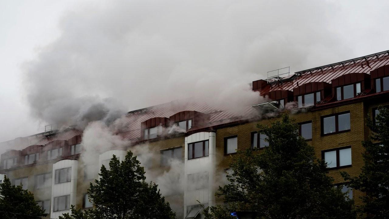 İsveç'in Göteborg kentinde patlama: 25 yaralı