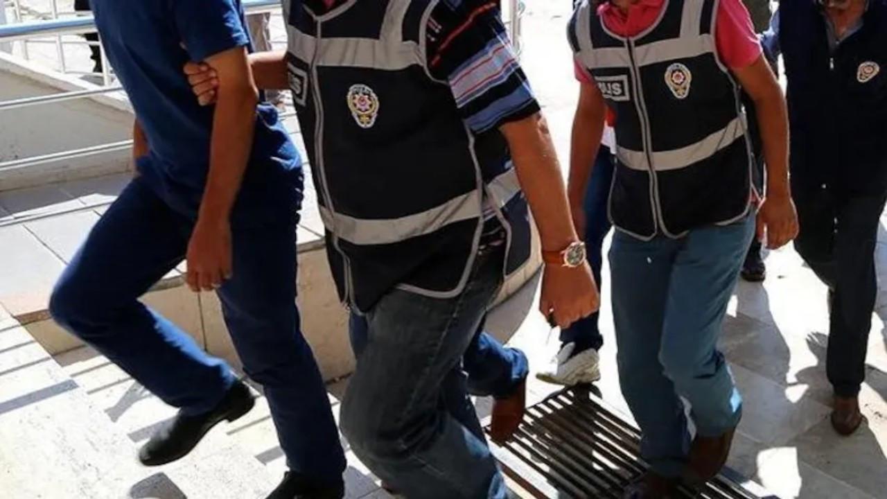 Keçiören Belediyesi'nin aracında 3 kilo esrar yakalandı