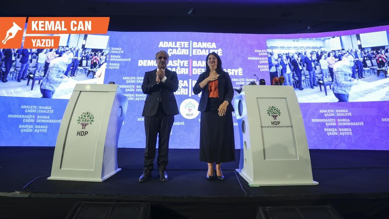 HDP'nin tutum belgesi