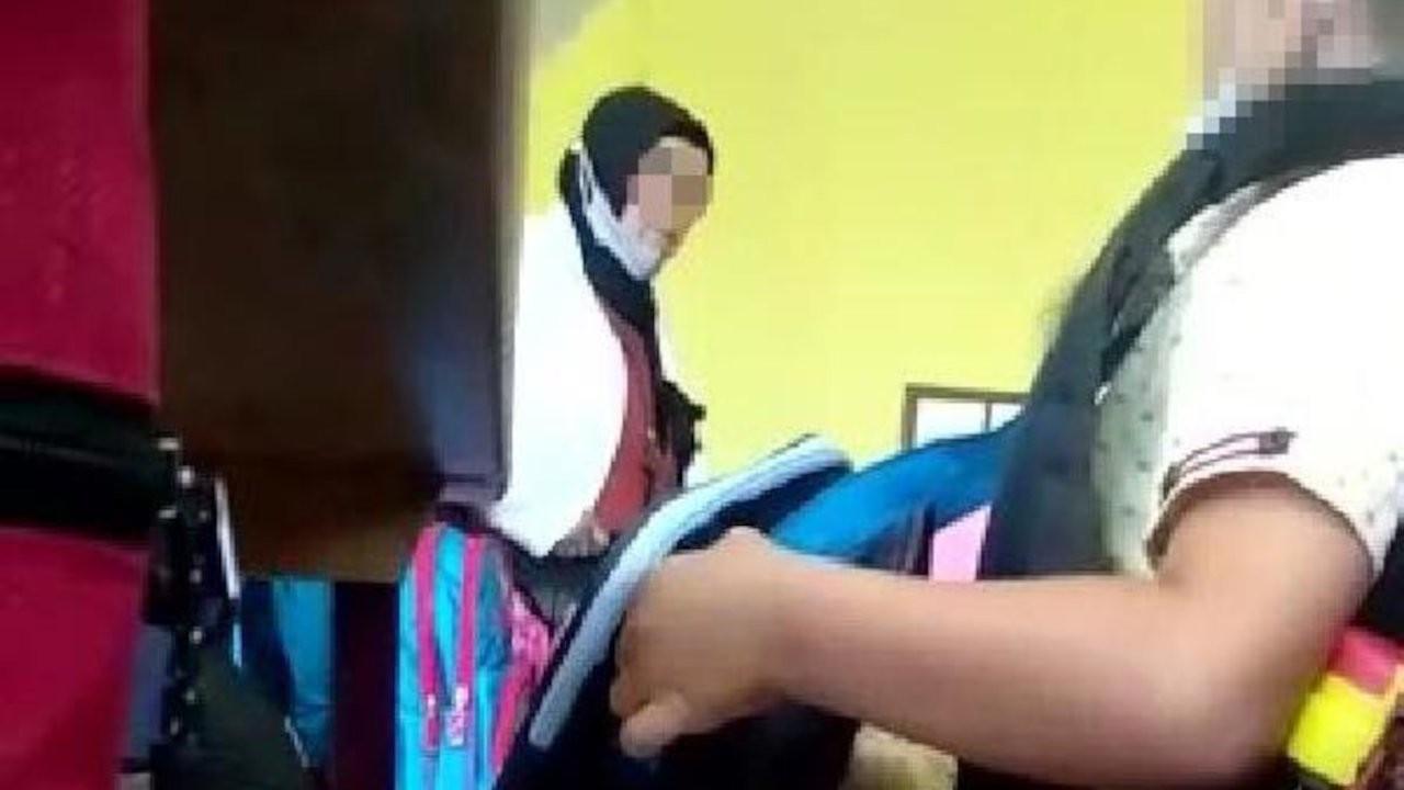 İlkokul öğrencisini tehdit eden öğretmene soruşturma