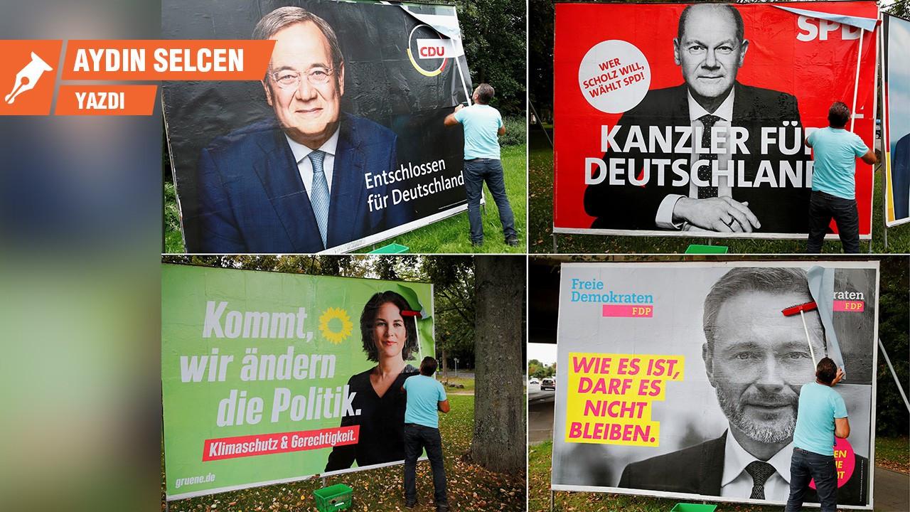 Almanya seçimlerinden bize bakan sonuçlar