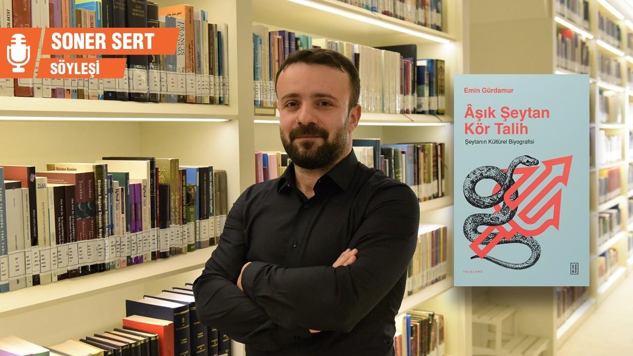 Emin Gürdamur: Şeytan, Türk edebiyatında kendine yer bulamamıştır