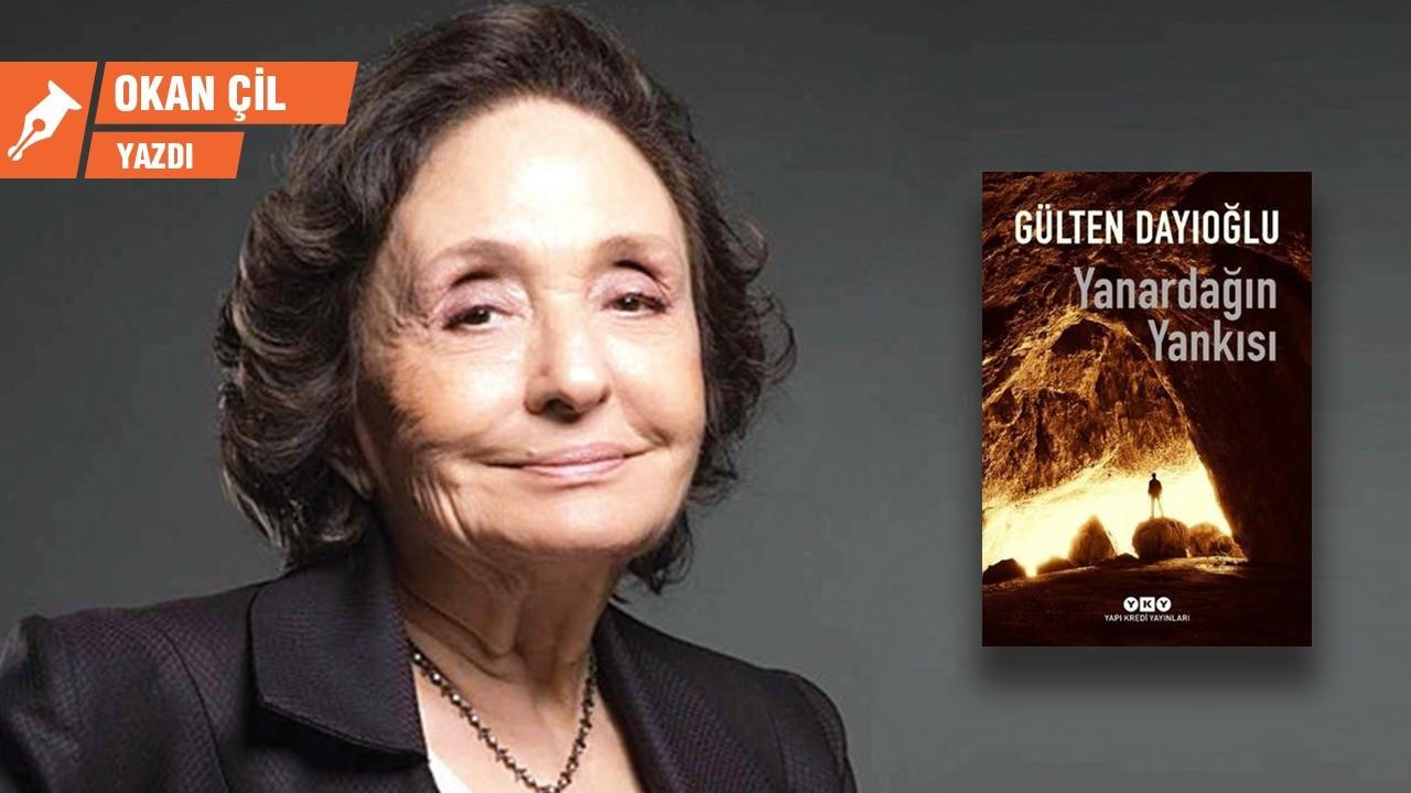 Gülten Dayıoğlu'ndan yeni roman: Tendürek'ten dünyaya atılan çığlık