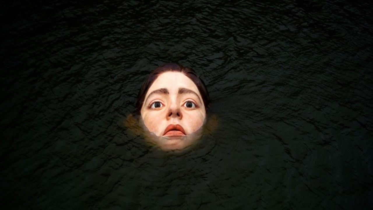İspanya'yı korkutan hipergerçeklik: Bir anda nehirde beliren kadın...