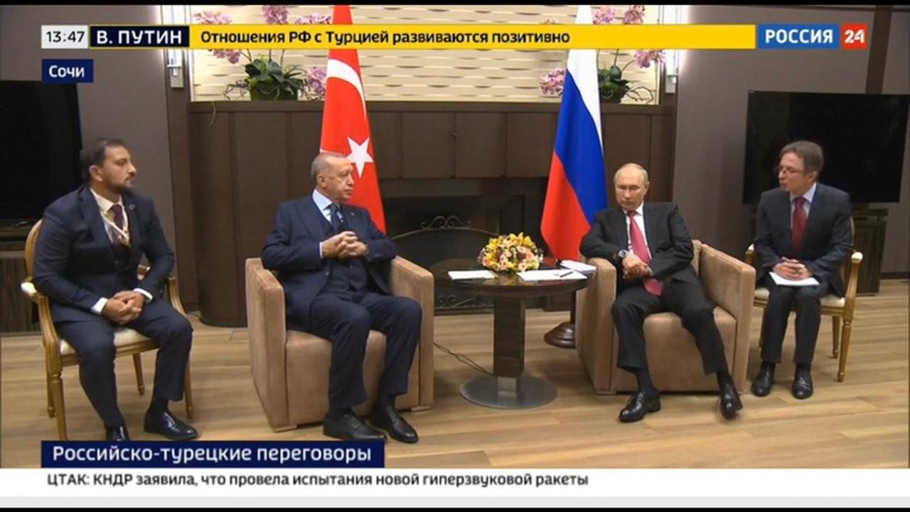Putin ve Erdoğan'dan görüşme öncesi ilk açıklamalar