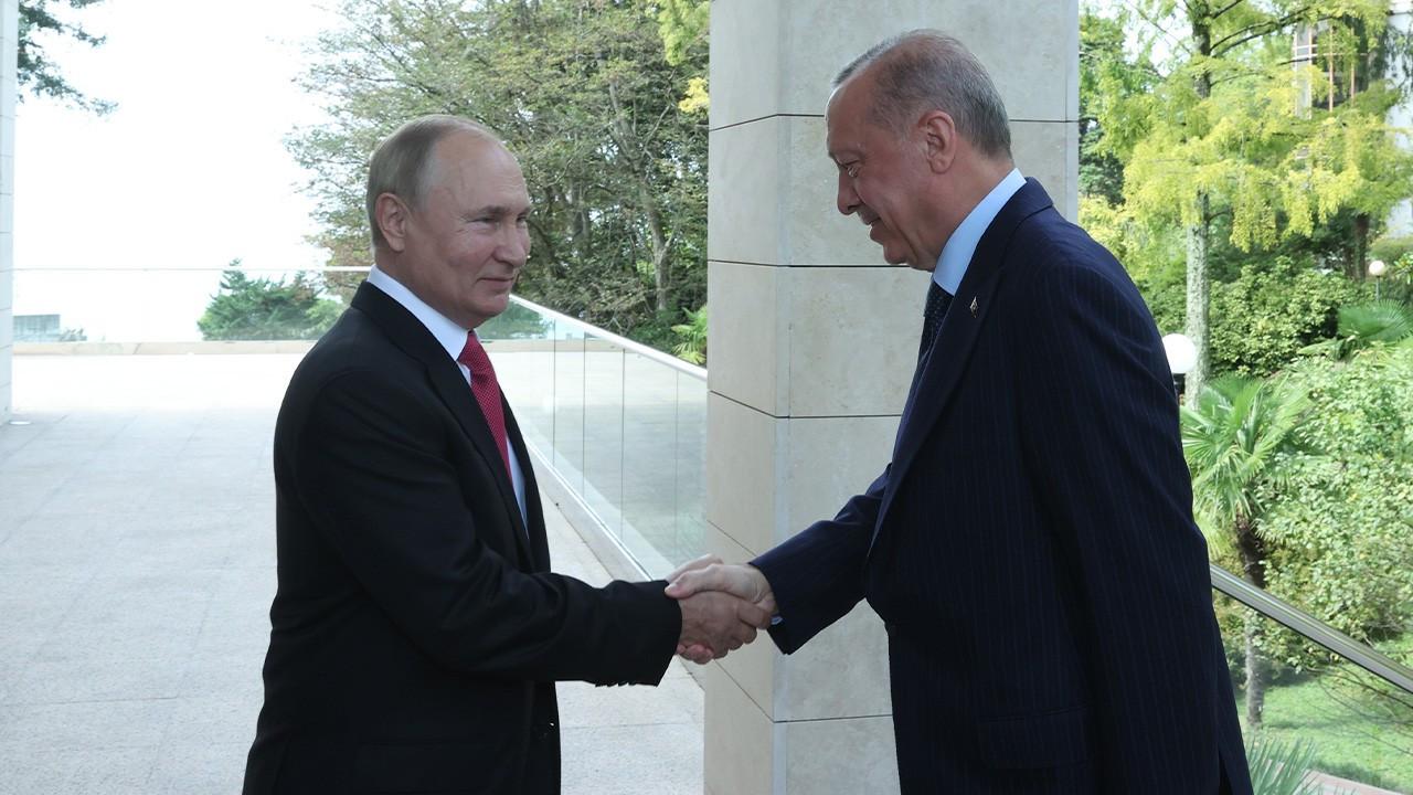 Erdoğan: Putin beraber roket yapmamızı teklif etti
