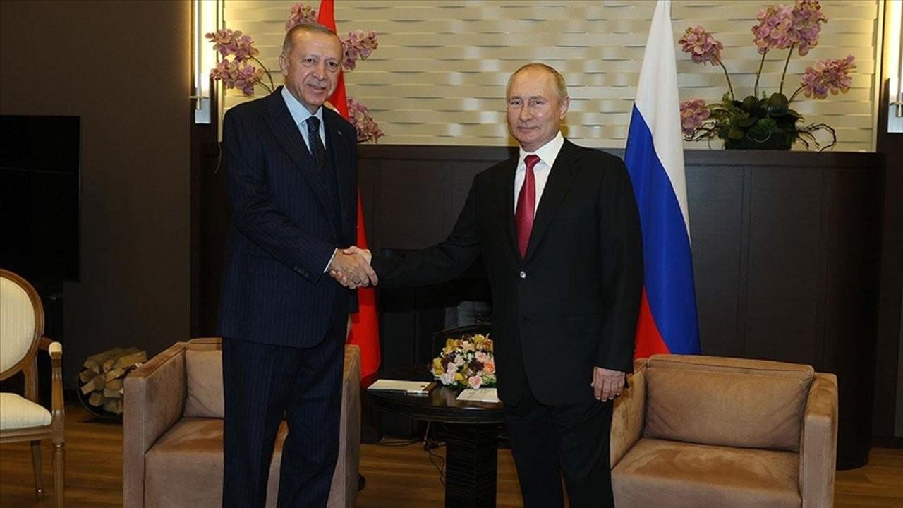 Kritik zirve bitti: Putin 'çok yararlı', Erdoğan 'verimli dedi