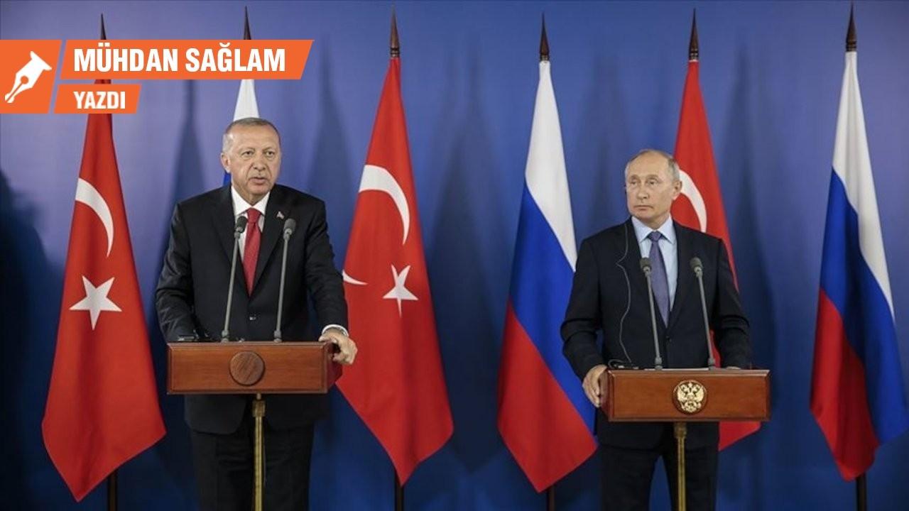 Erdoğan ile Putin: Nereden çıktı bu yün yorgan