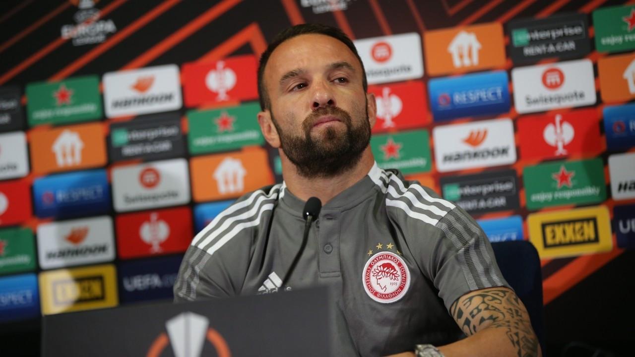 Valbuena: Fenerbahçe ile sevgi bağım kolay kolay koparılamaz