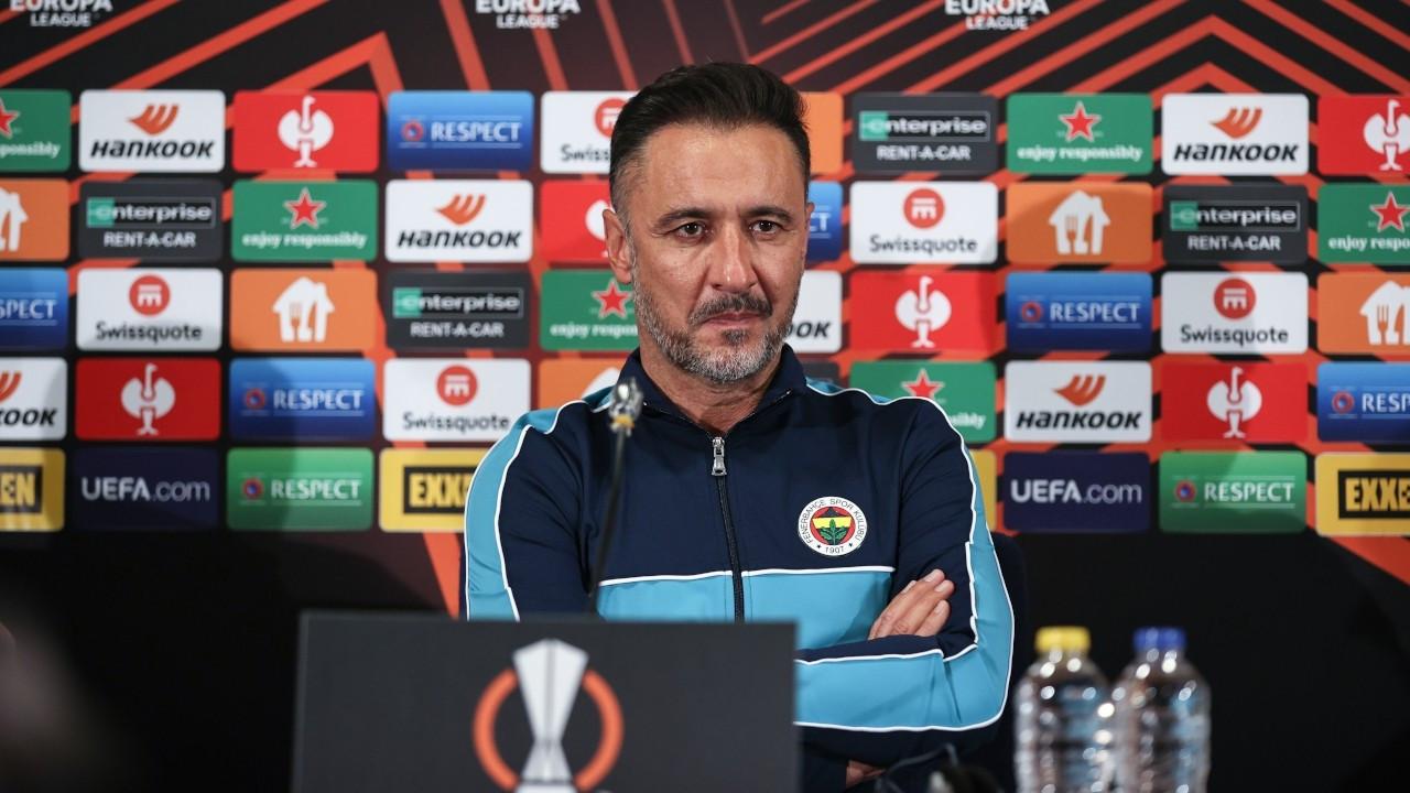 Vitor Pereira: Biz bu turnuvayı kazanacak seviyede değiliz