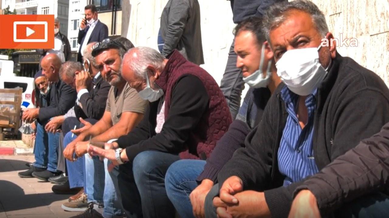 Çiftçiler Ankara'da: Kefillerle birbirimizi vuracağız