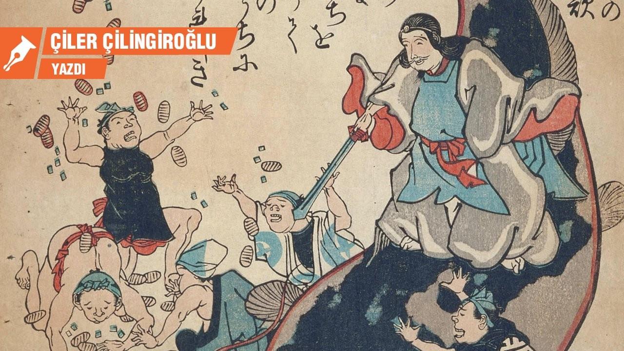 Sarı öküzden kefaretçi tanrıya: Deprem mitleri
