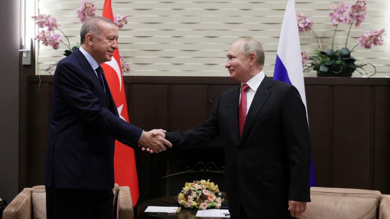 NYT: Erdoğan Rusya'yla ilişkileri ABD'ye karşı kullanıyor